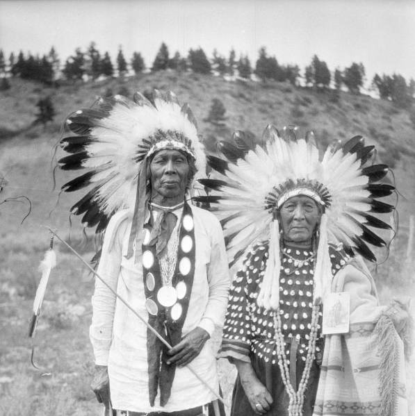 Headress Feather And Fur